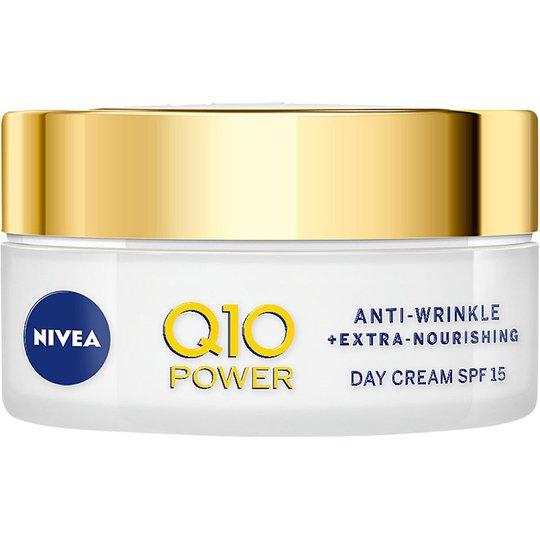 Q10 Extra Nourishing Day Cream, 50 ml Nivea Päivävoiteet