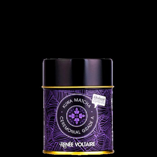 Kuwa Matcha Koffeinfri EKO, 30 g