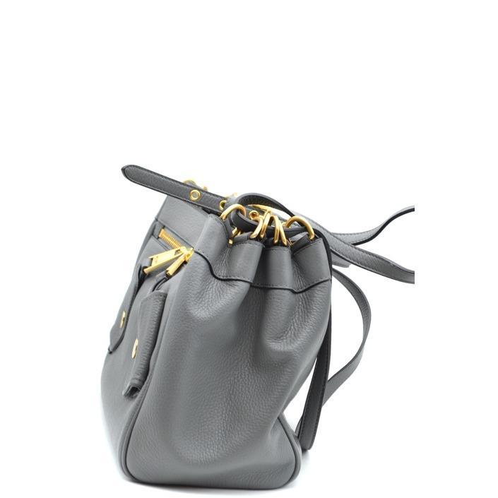 Moschino Women's Shoulder Bag Grey 166364 - grey UNICA