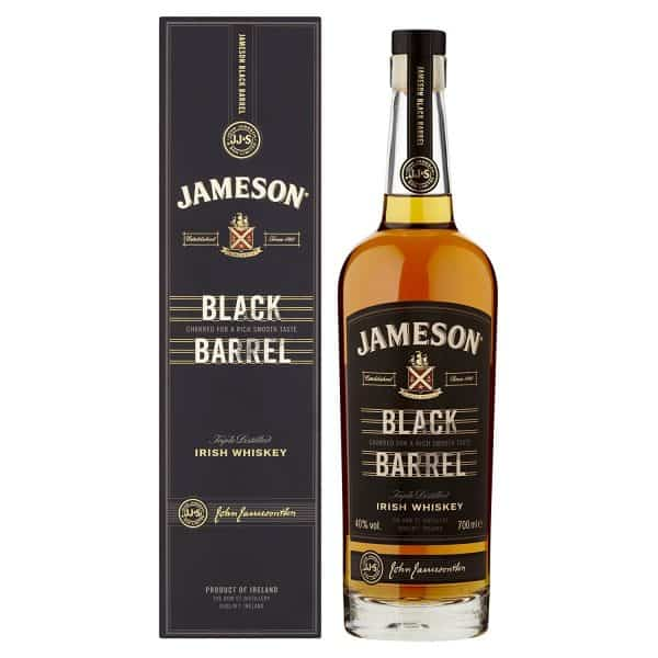 Jameson Select Reserve Black Barrel Irish Whiskey 70cl