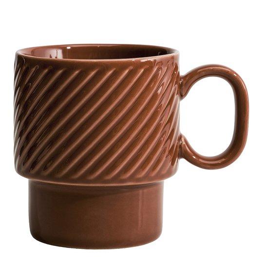 Sagaform - Coffee & More Kaffemugg 25 cl Terrakotta