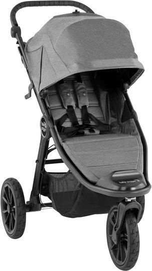 Baby Jogger City Elite 2 Sportsvogn, Slate
