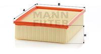 Ilmansuodatin MANN-FILTER C 26 206/1