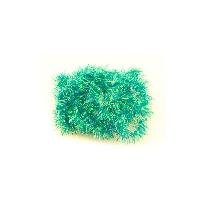 Cactus Chenille 15mm. - Kingfisher Blue