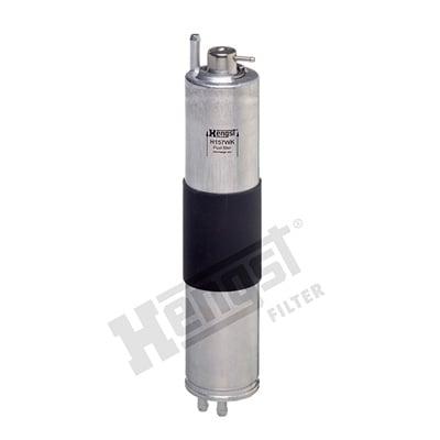 Polttoainesuodatin HENGST FILTER H157WK