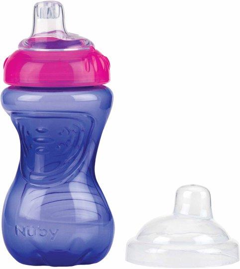 Nûby Drikkeflaske 300 ml, Pink