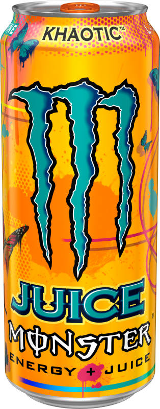 Monster Juice Khaotic 473ml