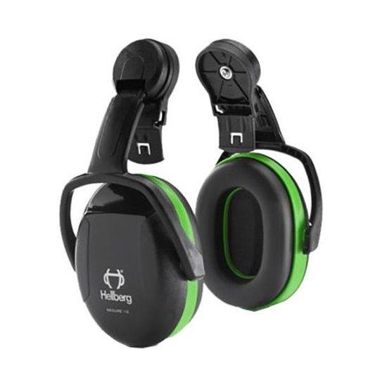 Hellberg SECURE 1 Kuulosuojain kypäräkiinnityksellä
