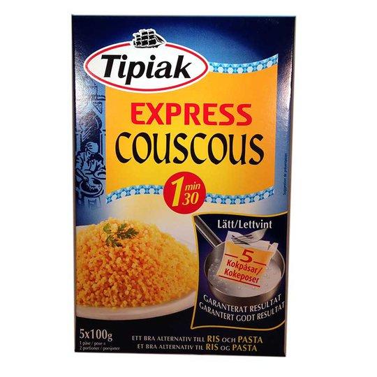 CousCous Express - 33% rabatt