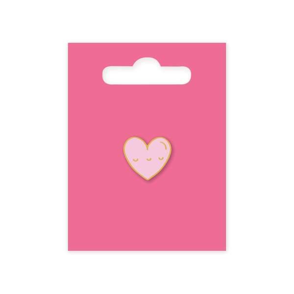 Heart Enamel Pin