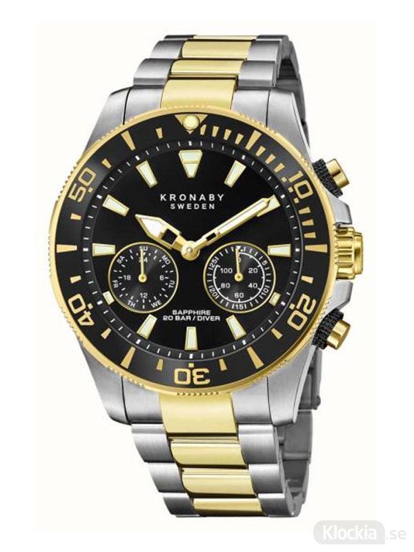 KRONABY Diver 45.5mm S3779/2 - Smartwatch