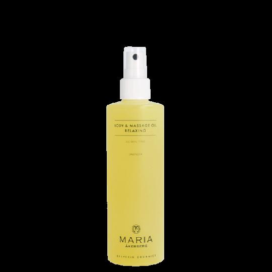 Body & Massage Oil Relaxing, 250 ml