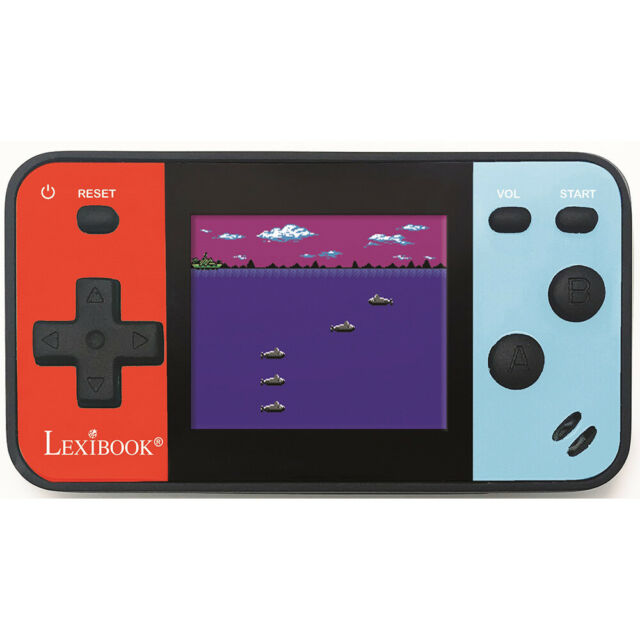 Lexibook - Handheld console Cyber Arcade® Pocket - screen 1.8'' 150 games (JL1895)