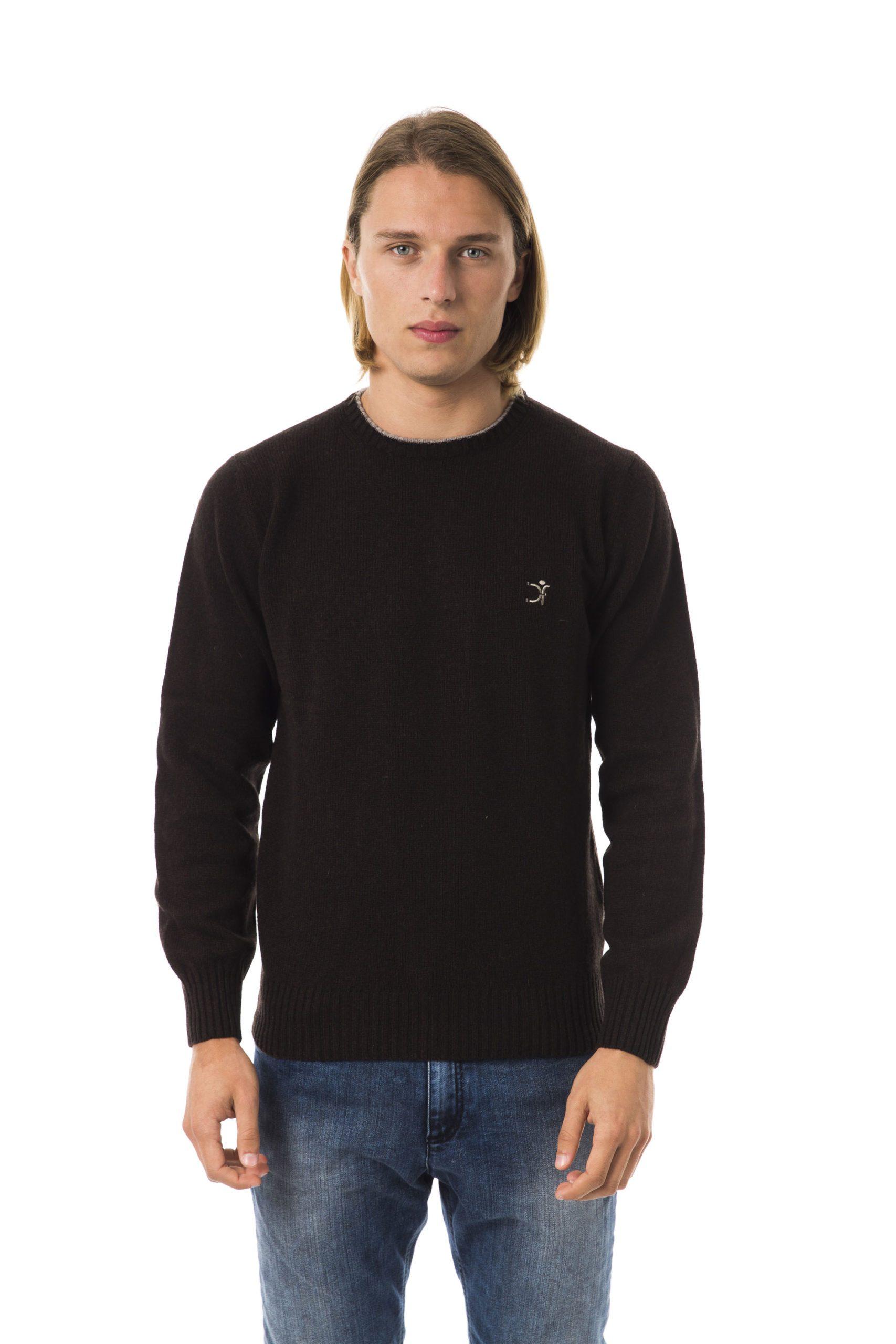 Uominitaliani Men's Moro Sweater Brown UO816583 - S