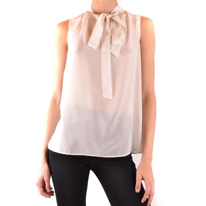 Boutique Moschino Women's Top White 169171 - white 44