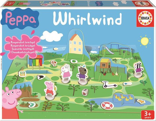 Peppa Gris Spill Whirlwind