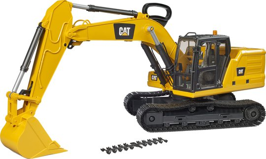 Bruder Cat Excavator Gravemaskin