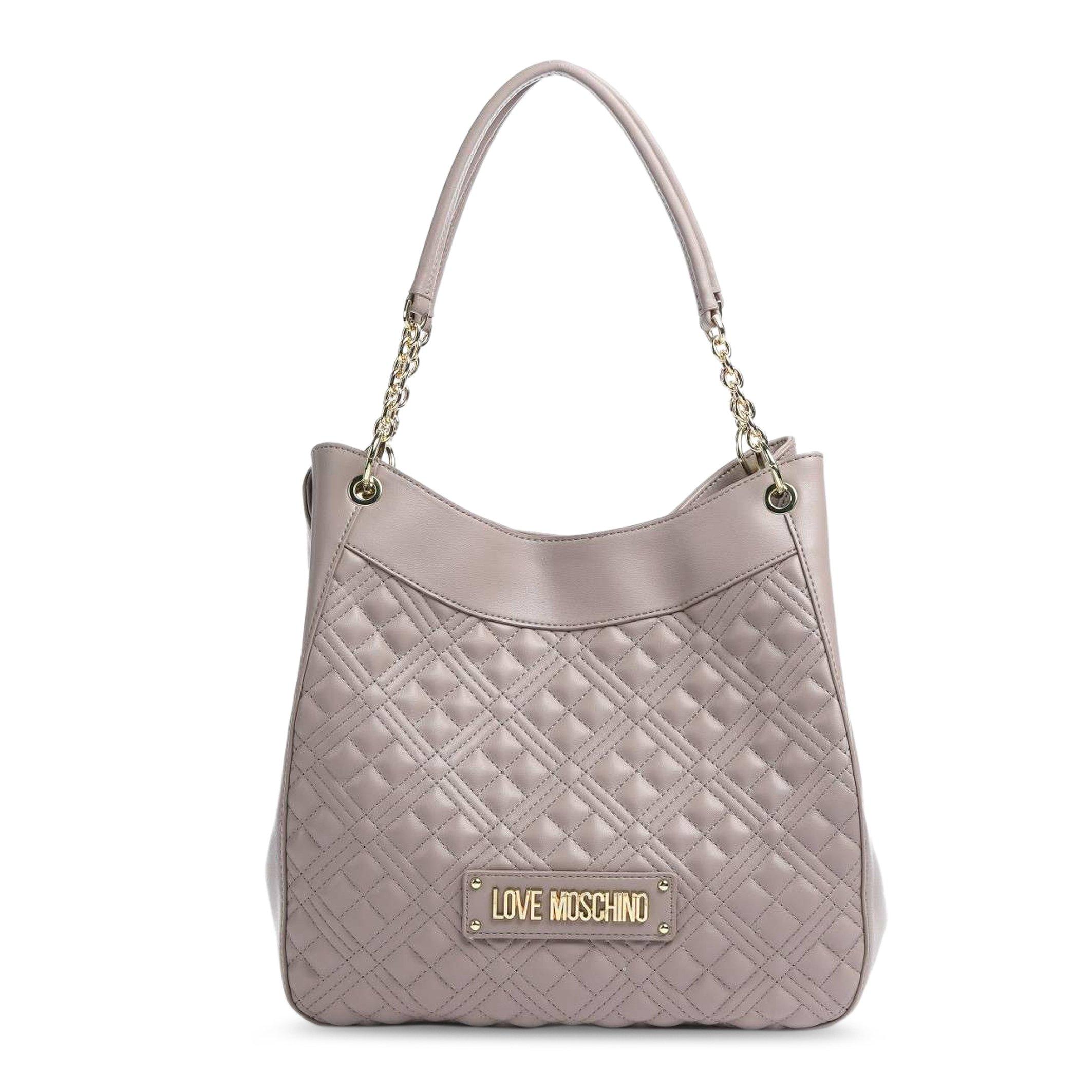 Love Moschino Women's Shoulder Bag Various Colours JC4014PP1DLA0 - grey NOSIZE