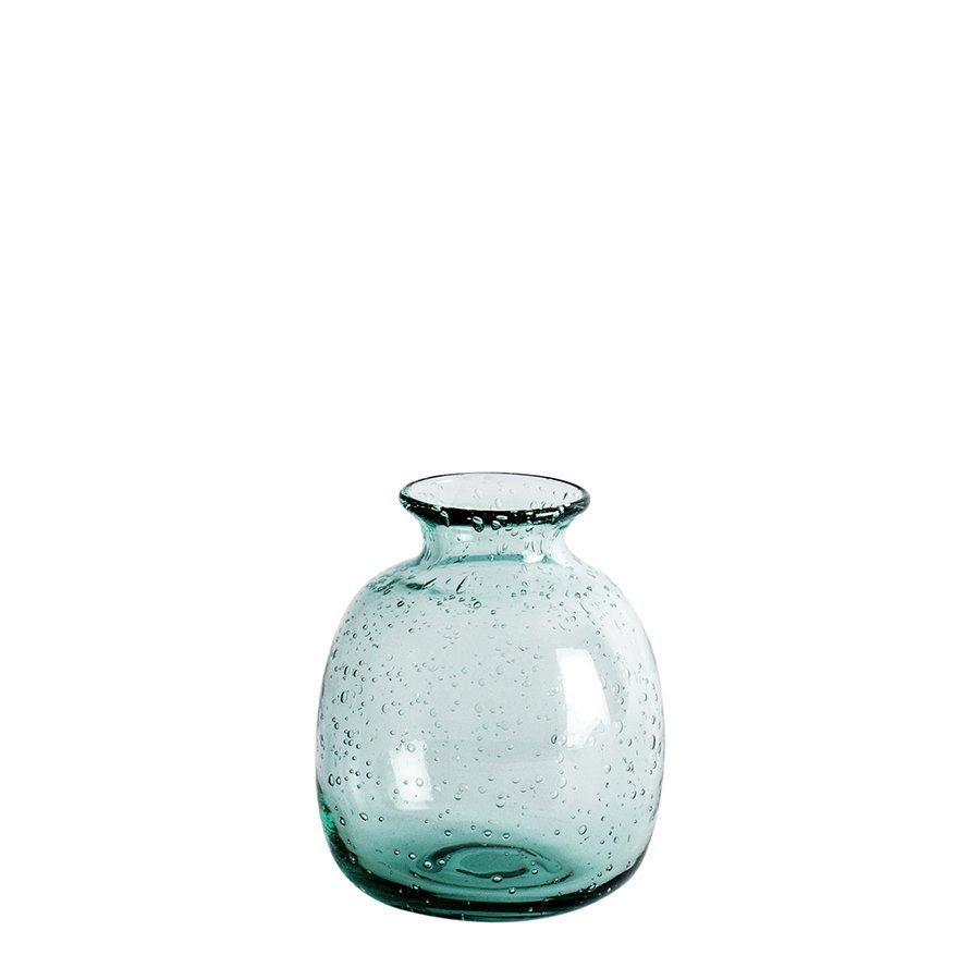 Christiania 1739 Home Vase Rund Grønn 10,4cm