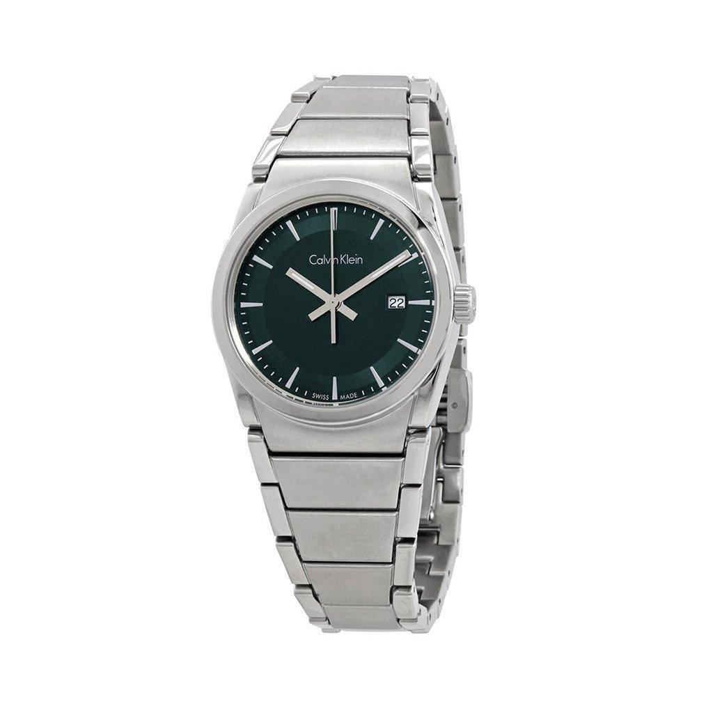 Calvin Klein Women's Watch Grey K6K33 - grey NOSIZE