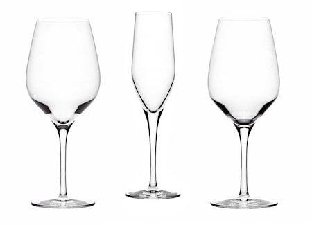 Glassvarer 4x3 deler