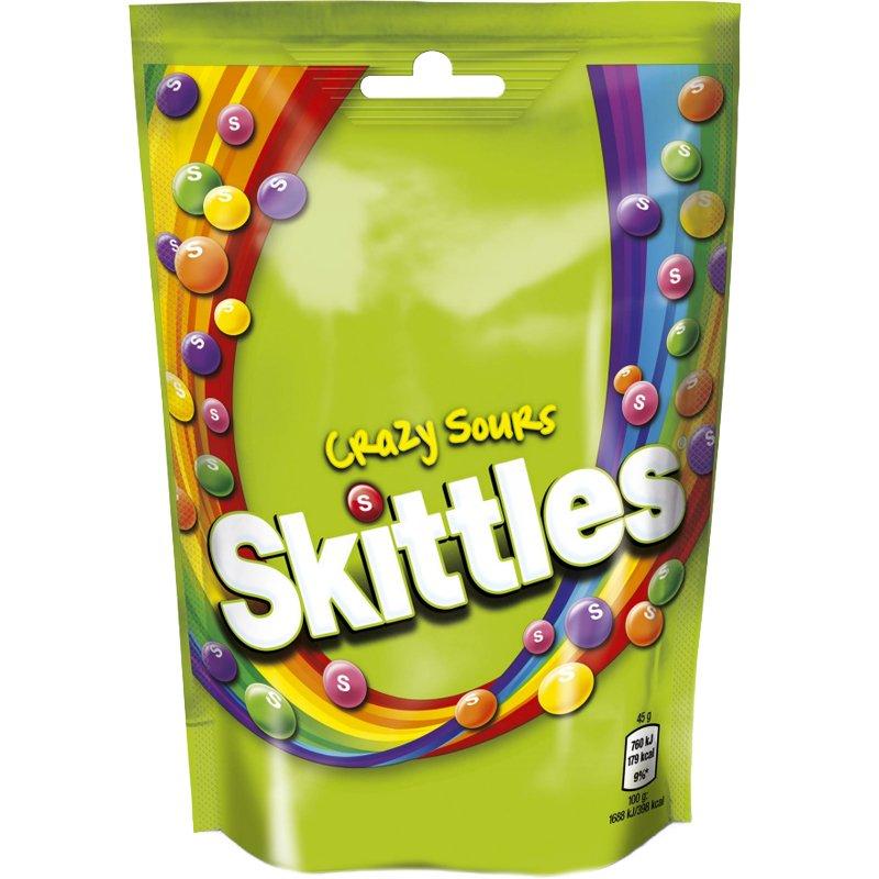 Skittles Sour - 13% rabatt