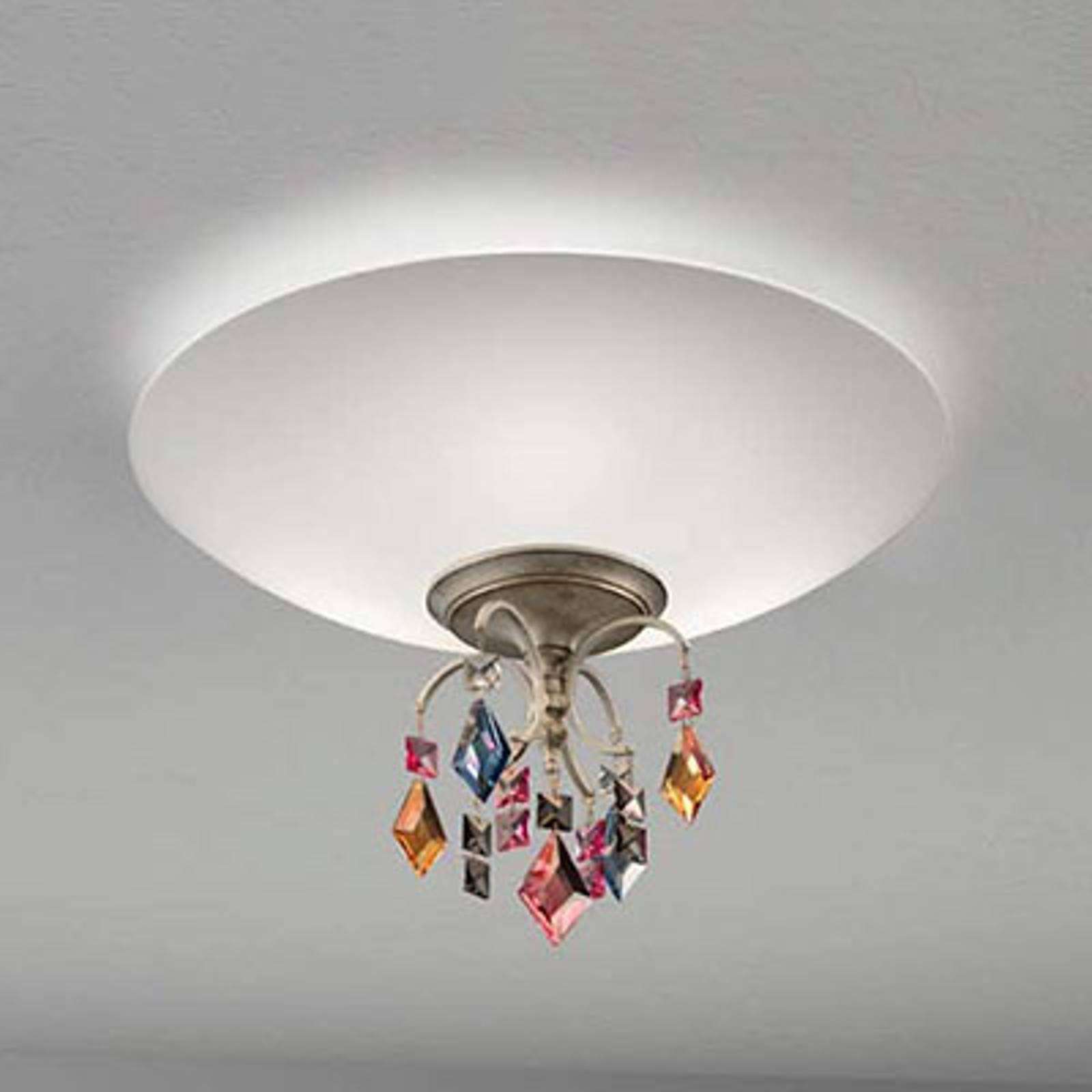 Ainutlaatuinen kattovalaisin Gracia, 3-lamppuinen