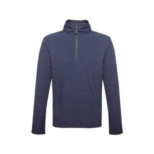 Regatta Men's Parkline Half Zip Micro Fleece Various Colours TRF511_540 - Navy XXXL
