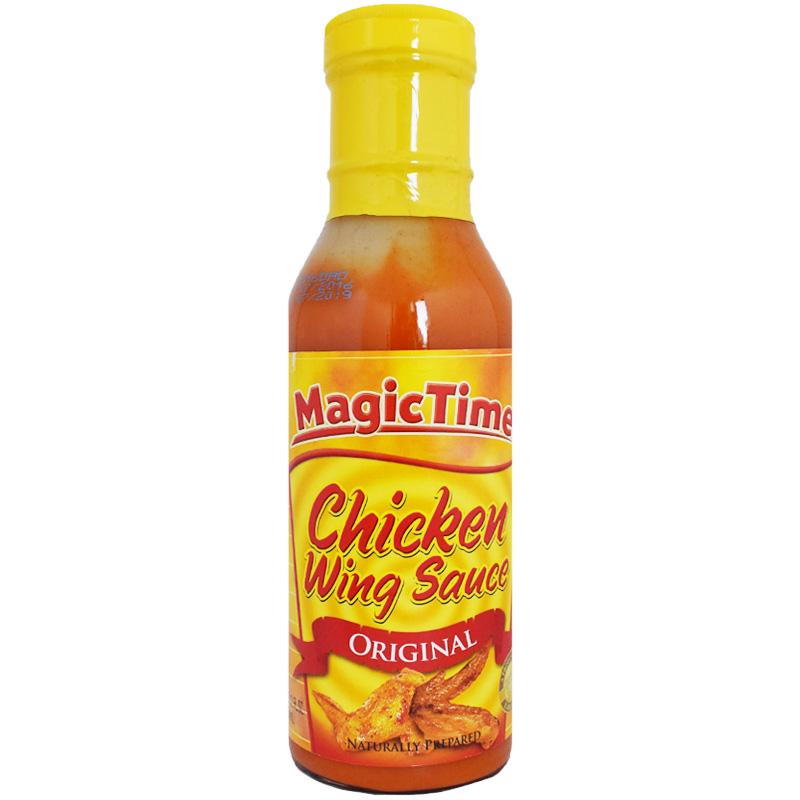 """""""Chicken Wing Sauce"""" Kastike 354ml - 70% alennus"""