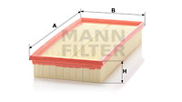Ilmansuodatin MANN-FILTER C 35 126