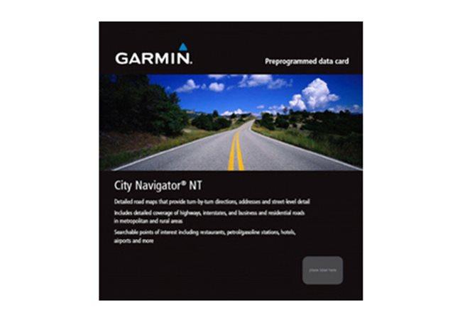 Garmin Turkiet Garmin City Navigator® Europe NT MICROSD™/SD™ CARD