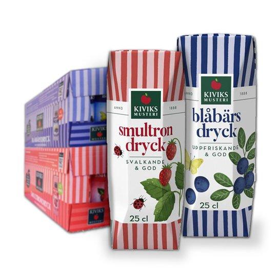 Kiviks dryck 24-pack - 80% rabatt