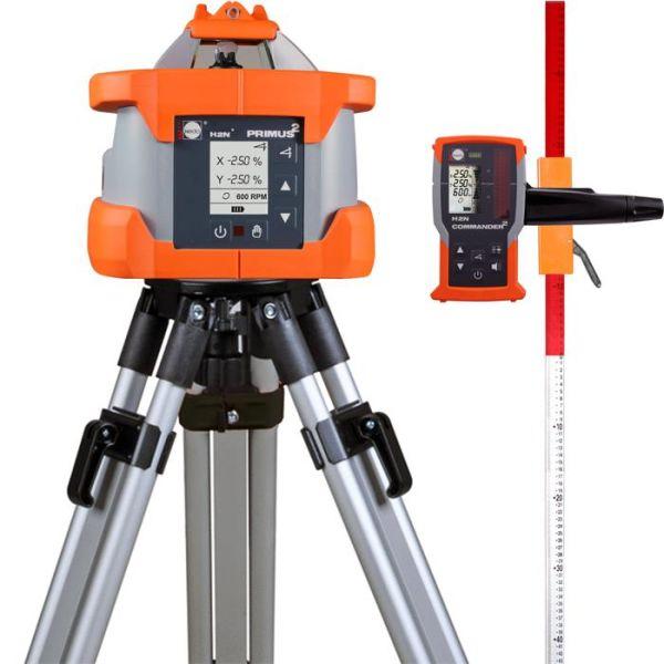 Nedo Primus2 H2N Pyörivä laser, paketti