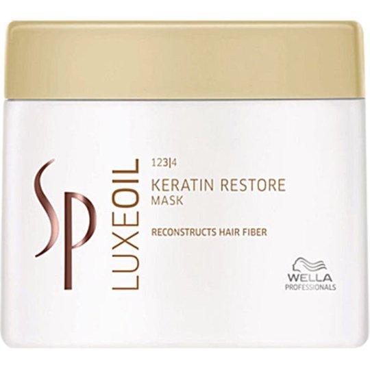 System Professional Luxeoil Keratin Restore Mask, 400 ml Wella Tehohoidot