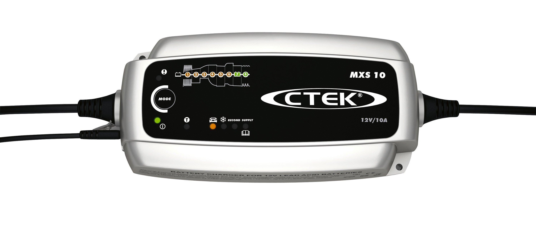 Batteriladdare MXS 10 12 volt