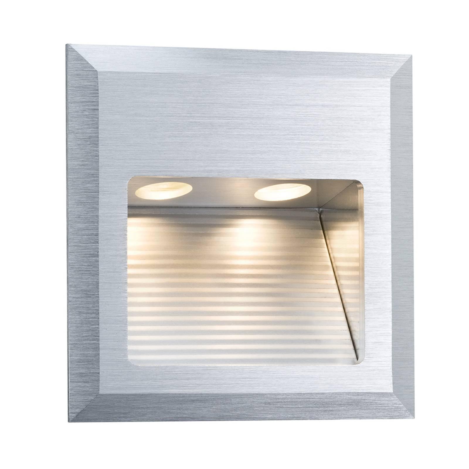 Special Line innfelt LED-veggspot med to lys