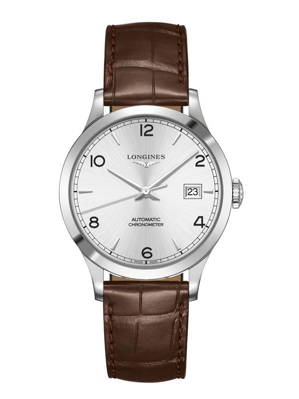 Longines Record Chronometer 38.5mm L2.820.4.76.2