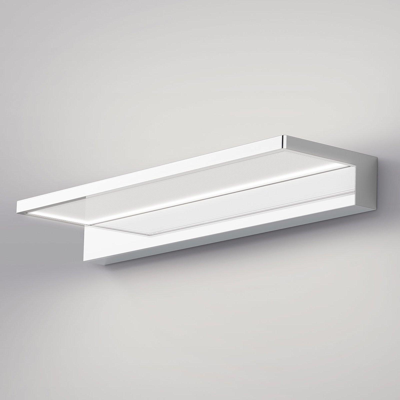 serien.lighting Crib Wall LED-vegglampe, krom