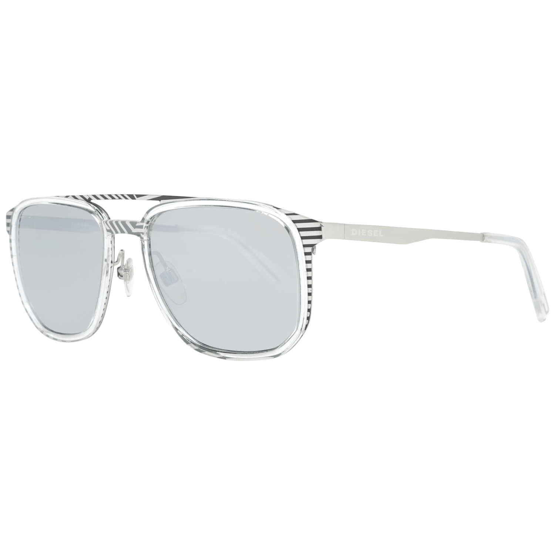 Diesel Men's Sunglasses Silver DL0294 5520C