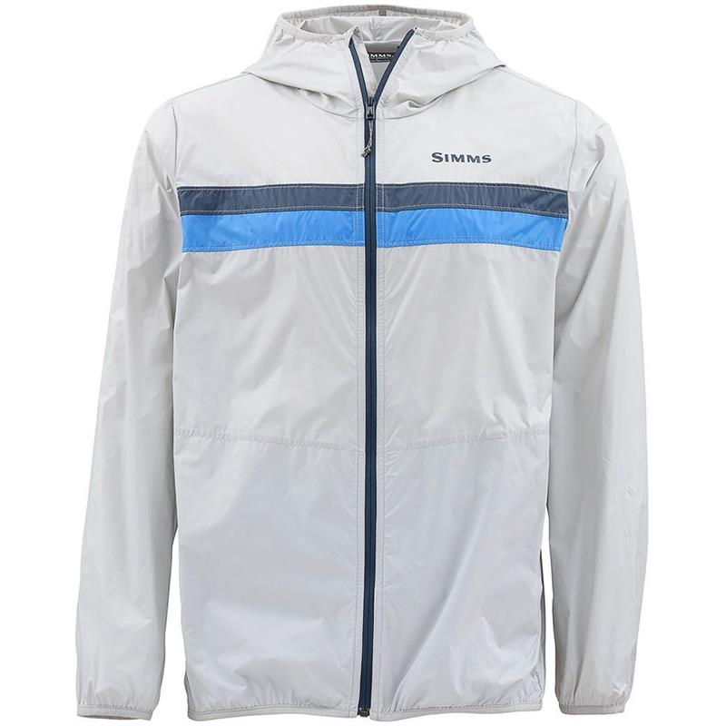 Simms Fastcast Windshell L Sterling
