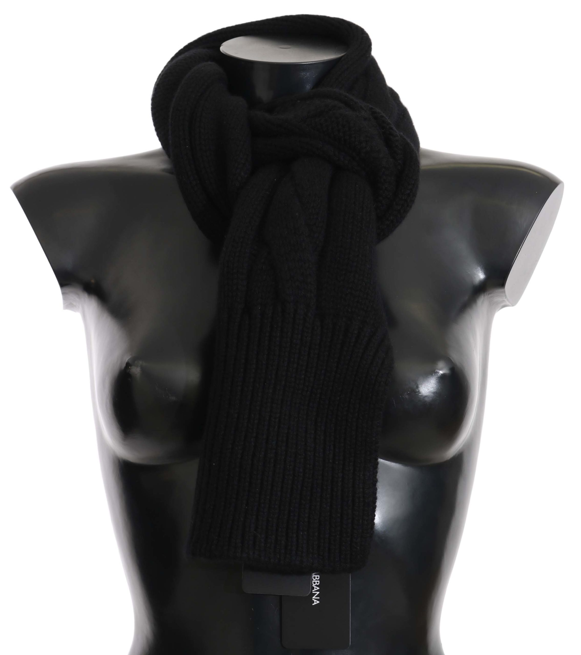 Dolce & Gabbana Women's Scarf Black MS5046