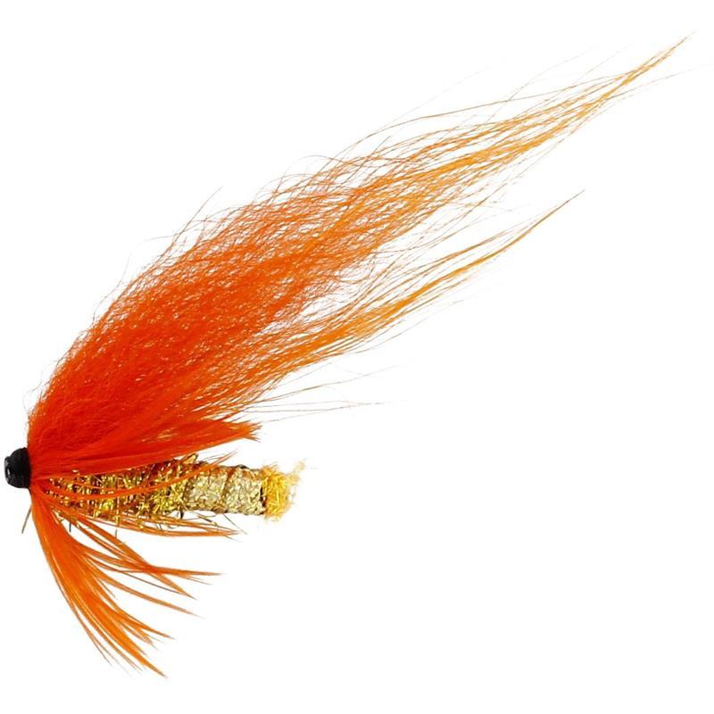 Flom Mirror Orange US Tube 16 mm Kjøp 12 fluer få gratis flueboks