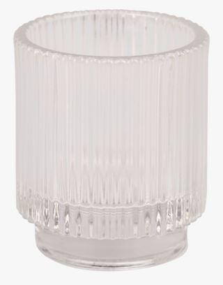 Avian kynttilälyhty läpikuultava