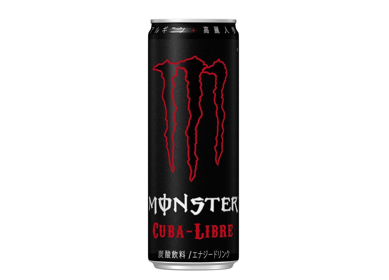 Monster Energy Japan Cuba-Libre 355ml