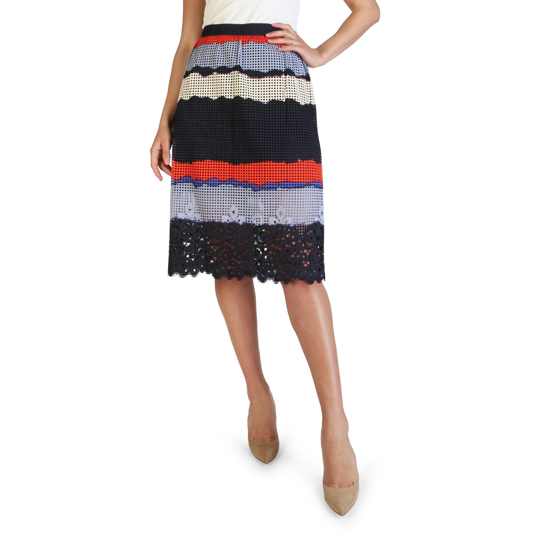 Tommy Hilfiger Women's Skirt White WW0WW22213 - black 2