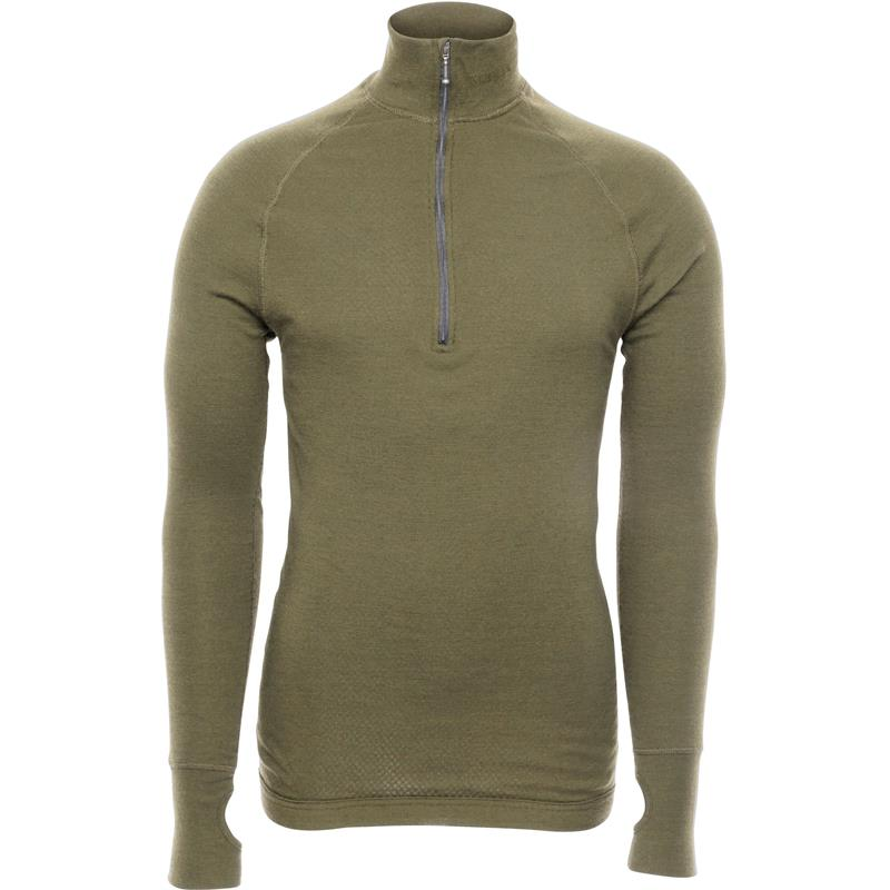Brynje Arctic Tactical Zip Polo S Olive Green