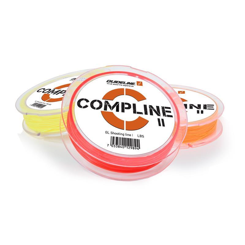 Guideline Compline II 25lbs 50m Skyteline, Intermediate