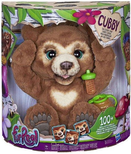 FurReal Bjørnen Cubby
