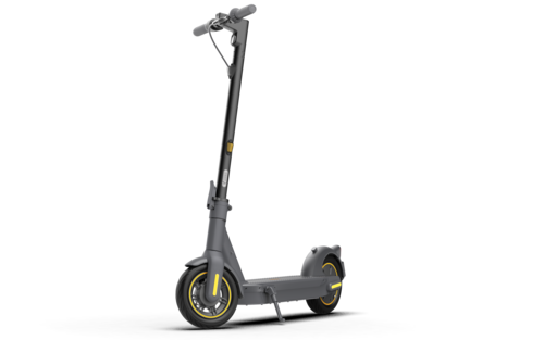 Ninebot By Segway Max G30e Ii El-scooter - Grå