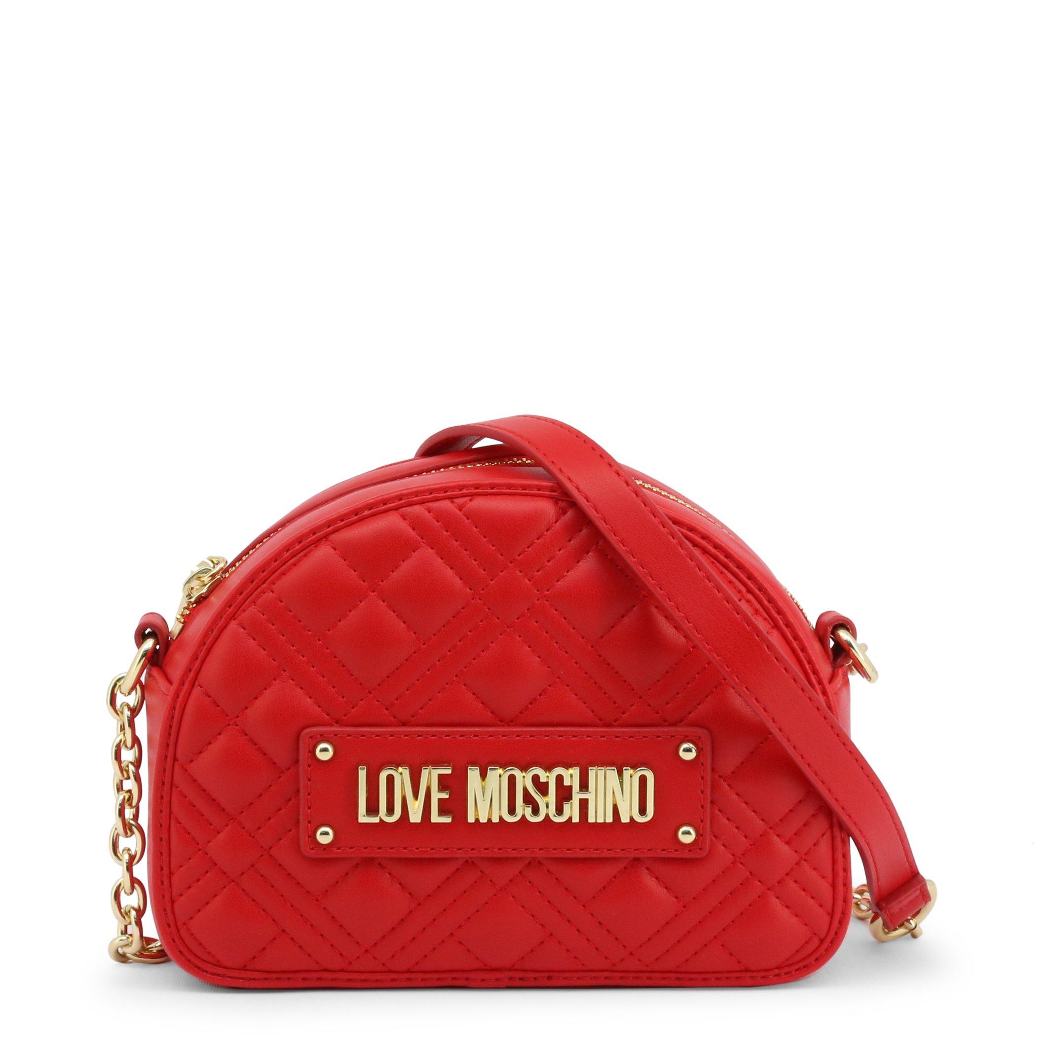 Love Moschino Women's Crossbody Bag Black JC4004PP1CLA0 - red NOSIZE